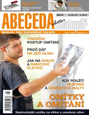 časopis Abeceda Chataře chalupáře