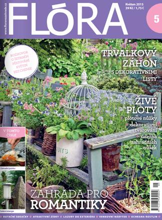 časopis Flora