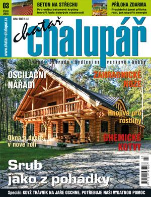 časopis Chatařchalupář