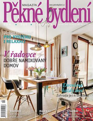 časopis Pěkné bydlení