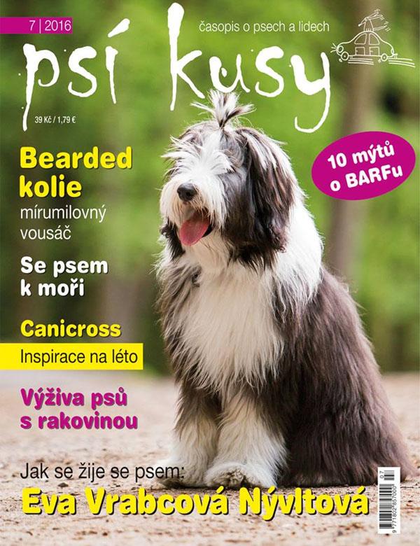 časopis Psí kusy